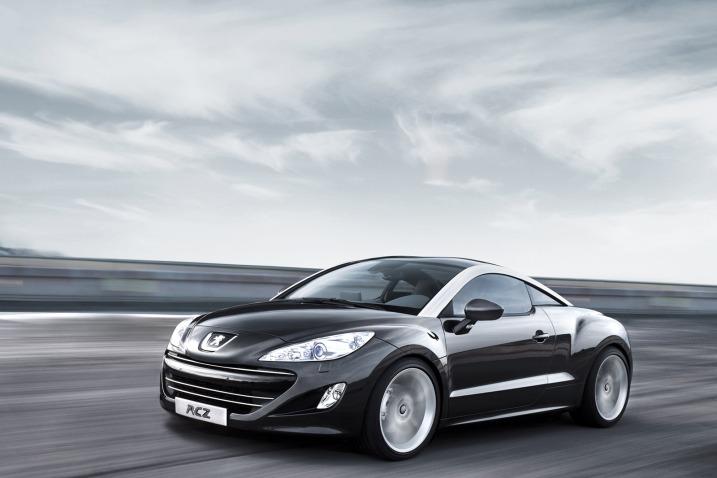 Peugeot-RCZ-2011