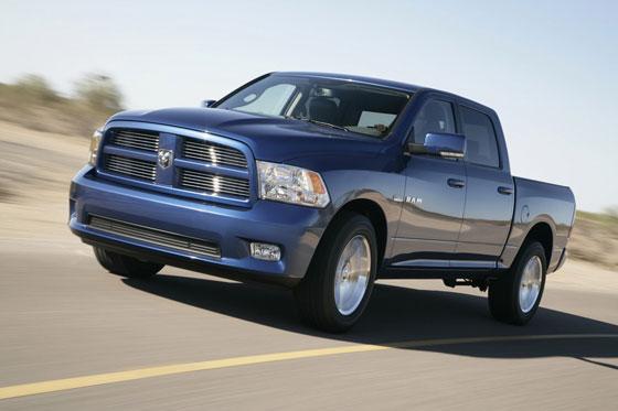 Dodge Ram, una bestia en el camino