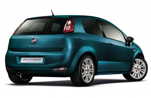 Fiat Punto 2012: lo nuevo de Fiat