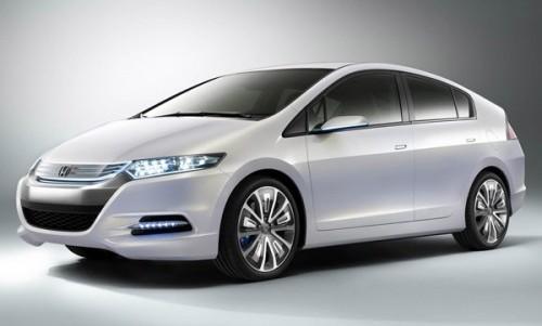 Honda Insight 2012, económico y cómodo