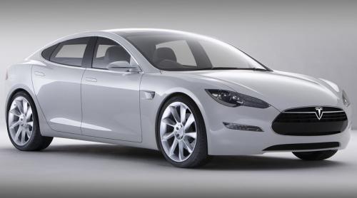 El Nuevo Tesla, un magnífico sedán