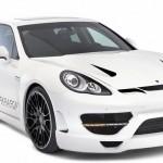 Hamann Paragon: un Porsche Panamera modificado