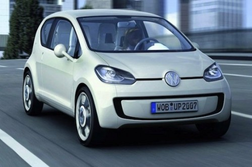 Volkswagen Up!: Un pequeño muy divertido