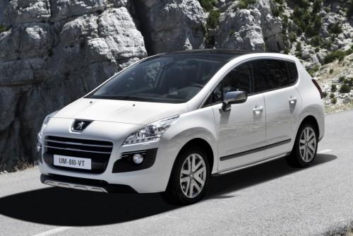 Peugeot 3008 Hybrid4: muy amable con la tierra.