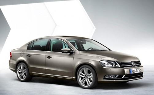 Volkswagen Passat CC 2012: nuevos detalles e imágenes