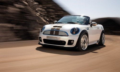 Mini Roadster 2012: nuevo integrante de la familia Mini