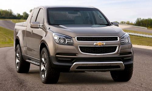 Chevrolet Colorado, otra carta más