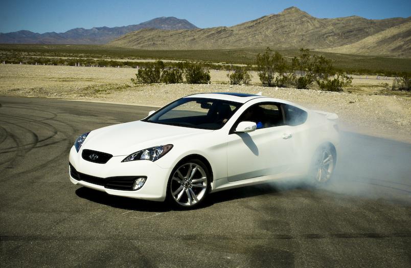 Hyundai ha revelado detalles de su nuevo modelo, el Genesis Coupé