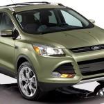 Ford Kuga 2013 : La SUV europea.