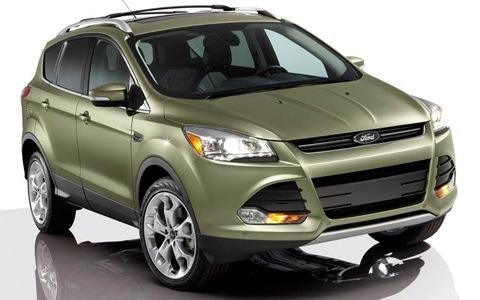 Ford Kuga 2013 : La SUV europea