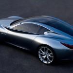 Infiniti Emerg-E Concept: lujo renovable.