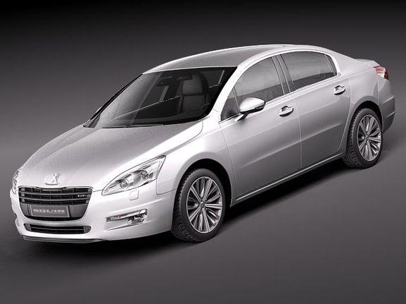 Peugeot 508 2012: Nuevo Sedán, Nuevo camino.