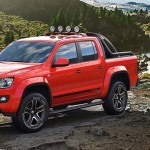 Volkswagen Amarok Canyon Concept: ¿Usada para trabajar?
