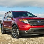 Ford Explorer Sport 2013: Un una versión totalmente modificada.