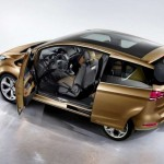 Ford B-MAX: Una nueva apuesta para la ciudad