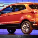 Ford EcoSport 2013: el grande ha vuelto.