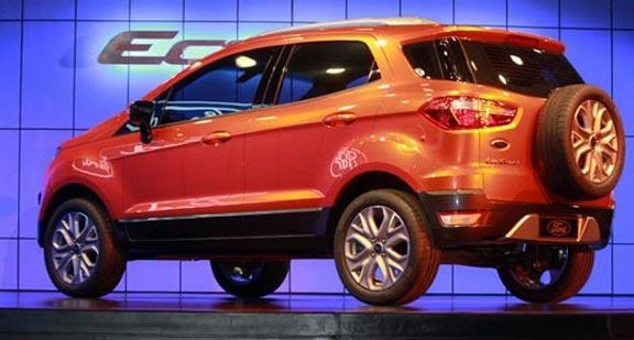 Lo nuevo de Ford