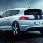 Volkswagen Scirocco  GTS: un verdadero homenaje.