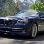BMW Alpina B7 2013, un cambio poco visible