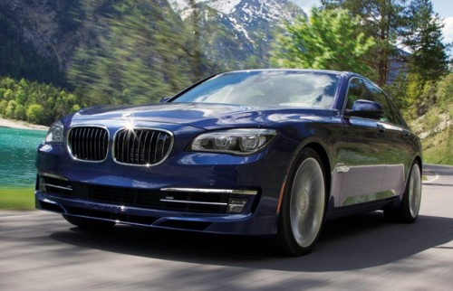 BMW Alpina B7 2013