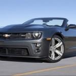 Chevrolet Camaro ZL1 2013: Por la supremacía de los músculos.