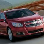 Chevrolet Malibú 2013: elegancia que enamora.