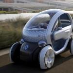 Renault Twizy: una propuesta divertida