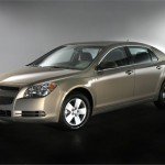 Chevrolet Malibu 2012: el nuevo miembro de la familia