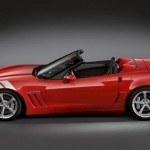 Un Vehículo Soñado, el Chevrolet Corvette Grand Sport 2012