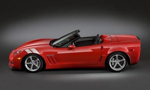 Corvette Grand Sport 2012