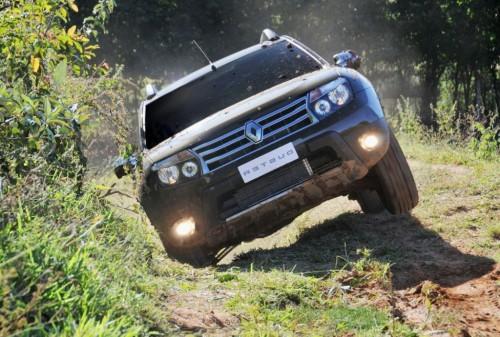 Renault Duster 2012: La carta fuerte para el 2012