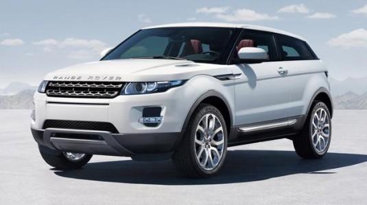 Land Rover: Range Rover Evoque, la elegancia al máximo