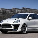 Llega la Modificación del Porsche Cayenne 2012 por Vorsteiner
