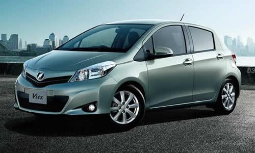 Toyota Yaris 2012: el repunte de la familia