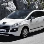 Peugeot 3008 Hybrid4: muy amable con la tierra