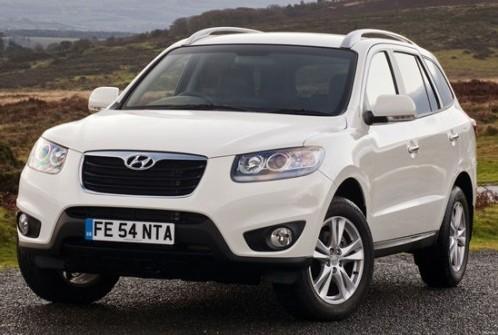 Hyundai Santa Fe 2012: te sentirás en el cielo