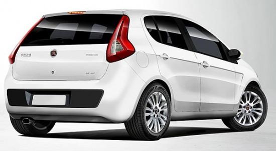Fiat Palio 2012: un gran cambio