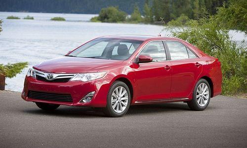 Toyota Camry 2012, vuelve el rey