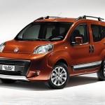 Fiat Qubo Trekking 2012: Carga con estilo