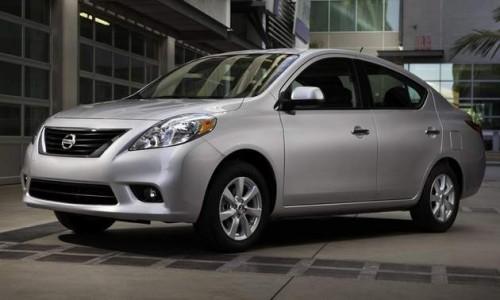 El Nissan Versa destaca por sus gadgets