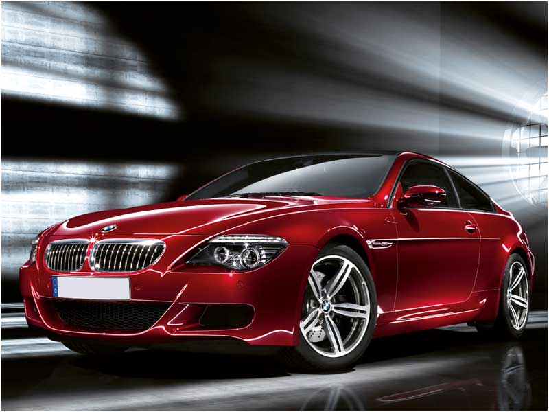 BMW M6 coupé: Lo nuevo de BMW