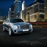 Bentley EXP 9 F: ¿Una buena idea?