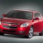 Chevrolet Malibú 2012: Lujo impresionante.