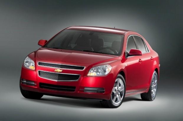 Chevrolet Malibú 2012: Lujo impresionante