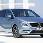 Mercedes-Benz Clase B 2012: un lujo incomparable.