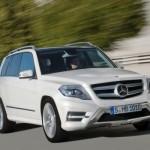 Mercedes-Benz GLK 2012: un crossover de lujo.