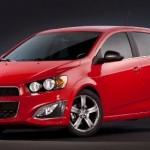 Chevrolet Sonic RS 2013: Un nuevo compacto al mercado.