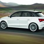 Audi A1 S-Line 2012: La actual versión del pequeño de la casa.