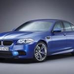 BMW M5 2012: Un Sedán muy potente.